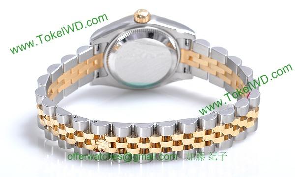 ロレックス(ROLEX) 時計 デイトジャスト 1791732BR