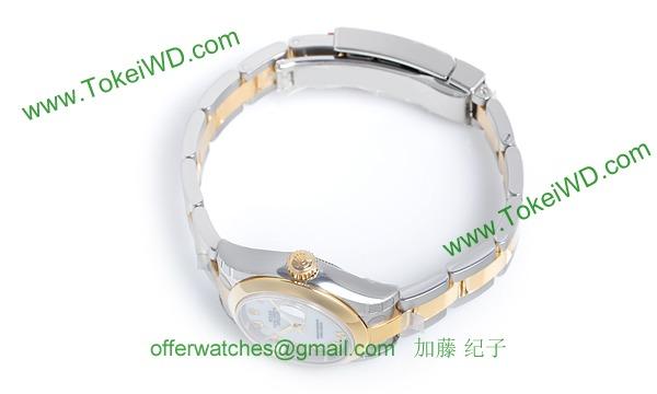 ロレックス(ROLEX) 時計 デイトジャスト 179163