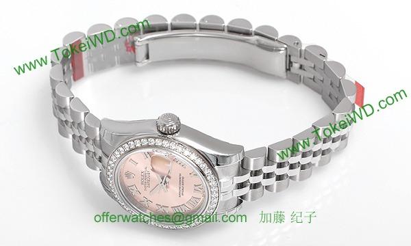 ロレックス(ROLEX) 時計 デイトジャスト 179384