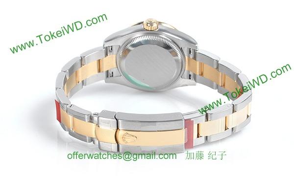 ロレックス(ROLEX) 時計 デイトジャスト 179383NG
