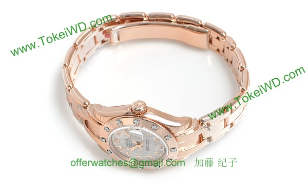 ロレックス(ROLEX) 時計 デイトジャスト 80315G