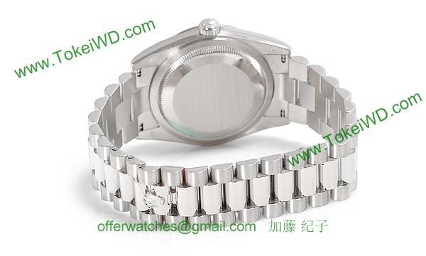 ロレックス(ROLEX) 時計 デイデイト 118206A