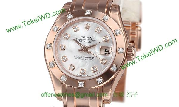 ロレックス(ROLEX) 時計 デイトジャスト 80315NG