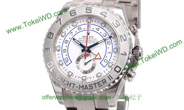 ロレックス(ROLEX)時計コピー ヨットマスターII 116689
