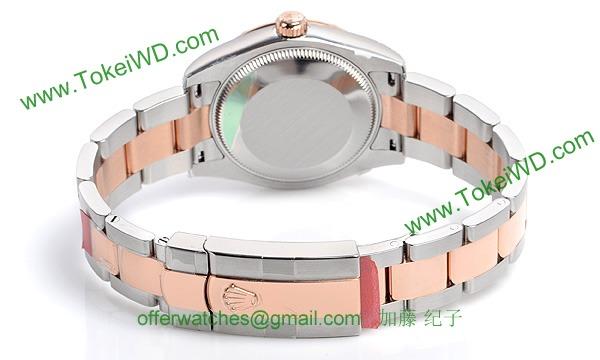 ロレックス(ROLEX) 時計 デイトジャスト 178341NG