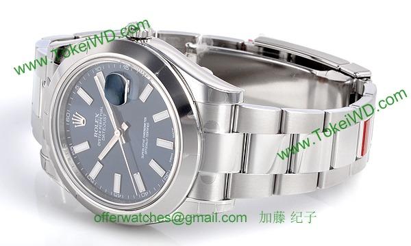 ロレックス(ROLEX) 時計 デイトジャストII 116300