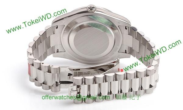ロレックス(ROLEX) 時計 デイデイトII 218349BG