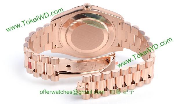 ロレックス(ROLEX) 時計 デイデイトII 218235BG