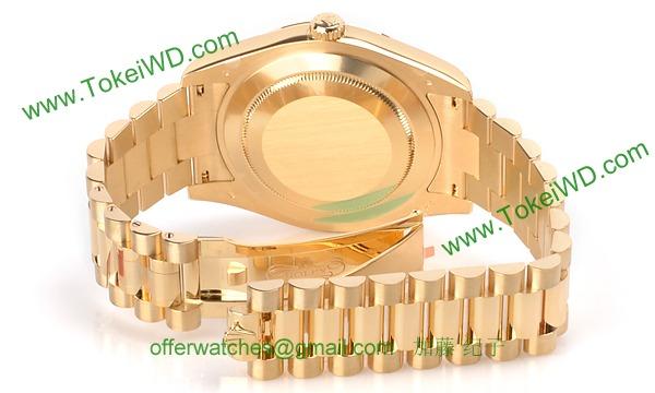 ロレックス(ROLEX) 時計 デイデイトII 218238BG