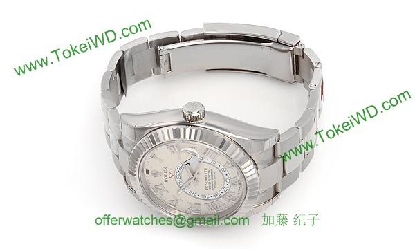 ロレックス(ROLEX) 時計 スカイドゥエラー 326939