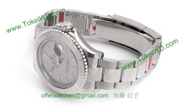 ロレックス(ROLEX)時計コピー ヨットマスター ロレジウム 116622