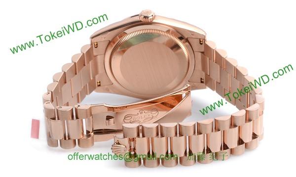 ロレックス(ROLEX) 時計 デイデイト 118235
