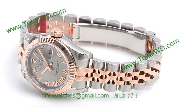 ロレックス(ROLEX) 時計 デイトジャスト 179171