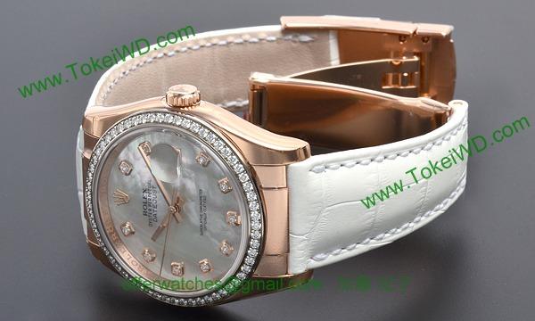 ロレックス(ROLEX) 時計 デイトジャスト 116185NG