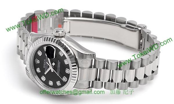 ロレックス(ROLEX) 時計 デイトジャスト 179179G