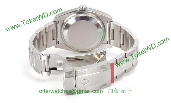 ロレックス(ROLEX) 時計 オイスターパーペチュアル デイト 115234G