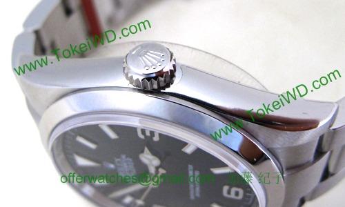 ロレックス(ROLEX) 時計 エクスプローラーI 114270