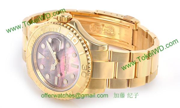 ロレックス(ROLEX)時計コピー ヨットマスター 【生産終了モデル】 16628N