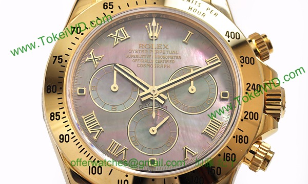 ROLEX ロレックス スーパーコピー 時計 デイトナ 116528NR