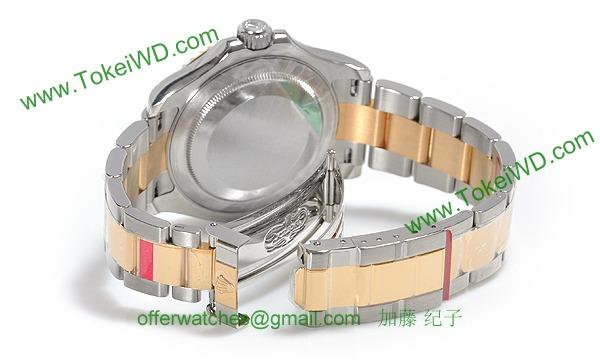 ロレックス(ROLEX)時計コピー ヨットマスター 16623NGR
