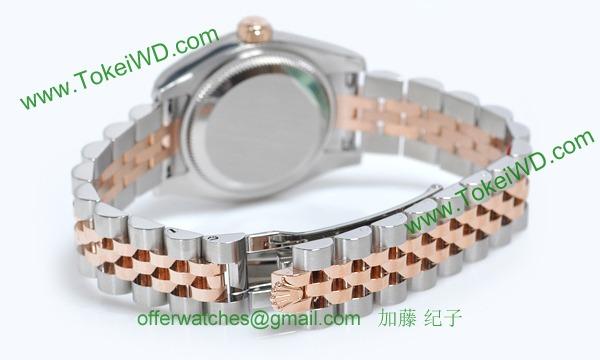 ロレックス(ROLEX) 時計 デイトジャスト 179171G