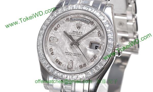 ロレックス(ROLEX) 時計 デイデイト 189562BR