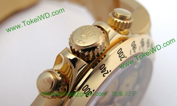 ROLEX ロレックス スーパーコピー 時計 デイトナ 116528NG