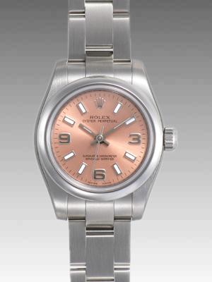 new product cedf1 b0abb ロレックス(ROLEX)レディース 高級 オイスターパーペチュアル 176200 コピー 腕時計