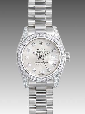 on sale 0c9d5 8ebcf 179159G ロレックス(ROLEX) デイトジャスト ホワイトゴールド