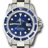 ロレックス116659SABRサブマリーナ デイト ダイヤモンド時計