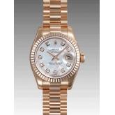 ROLEX 時計コピー ス デイトジャスト 179175NG